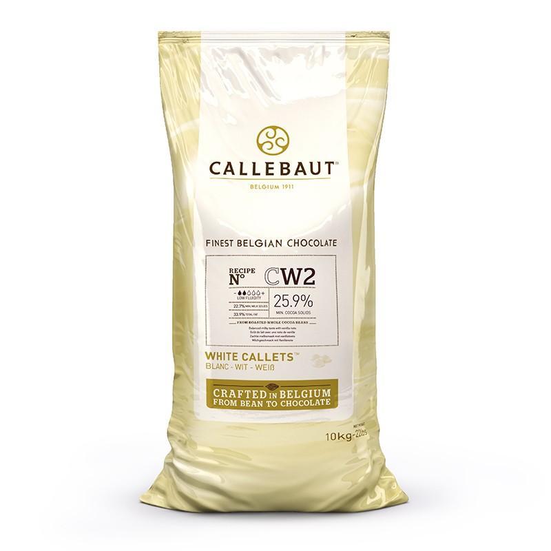 Шоколад Callebaut CW2 белый