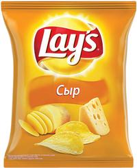 Чипсы картофельные Lay's Со вкусом сыра