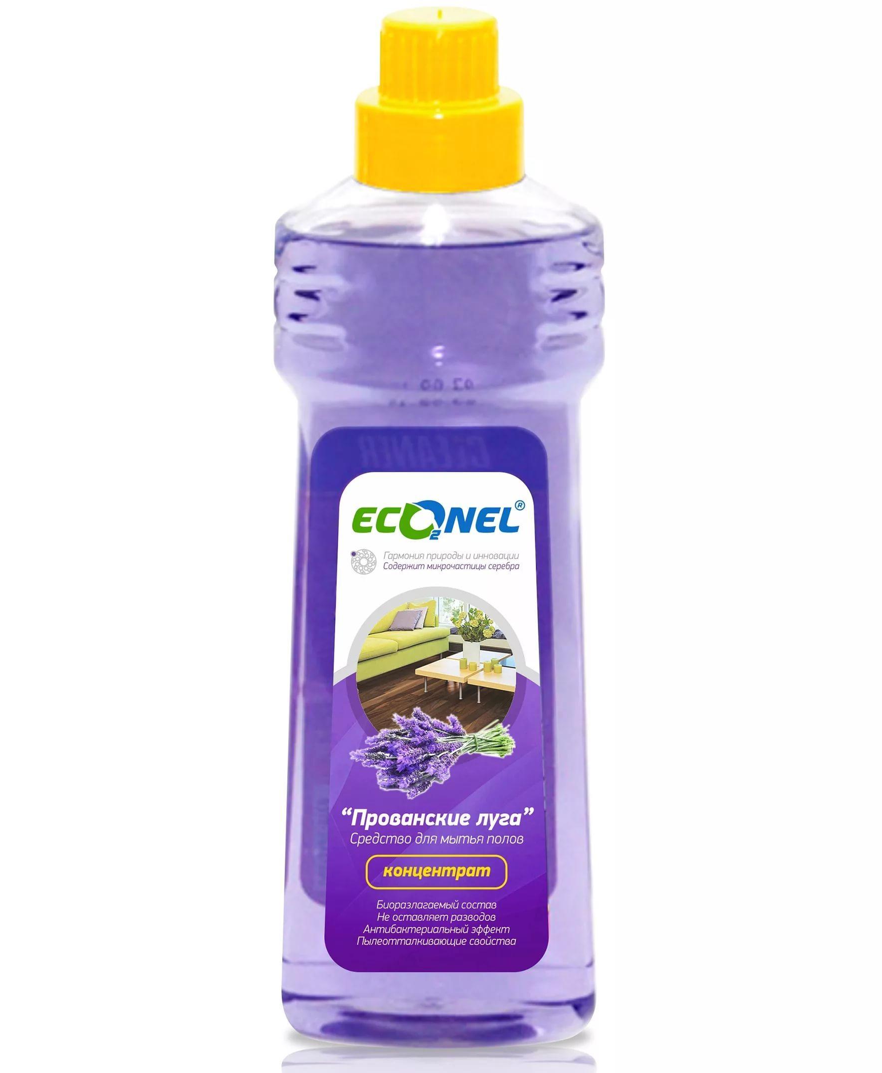 Средство для мытья пола Econel Прованские луга