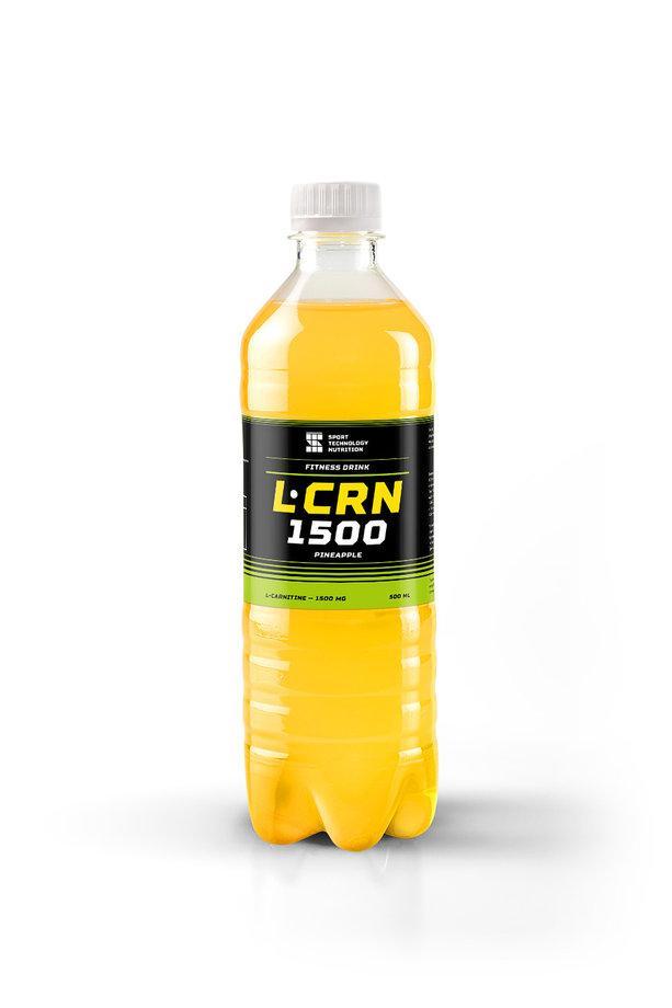 НПО СТ Напиток Л-карнитин 0,5 л (1500 мг) Ананас