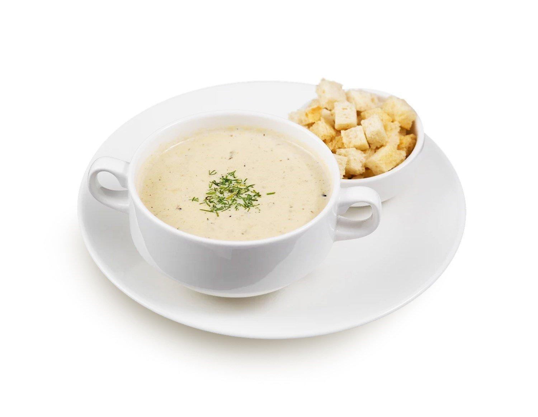 Суп-крем быстрого приготовления Denline Грибной