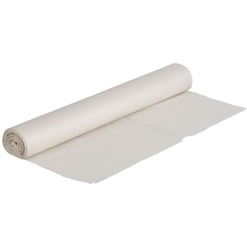 Мешок ПВД мусорный Белый Енот суперпрочный