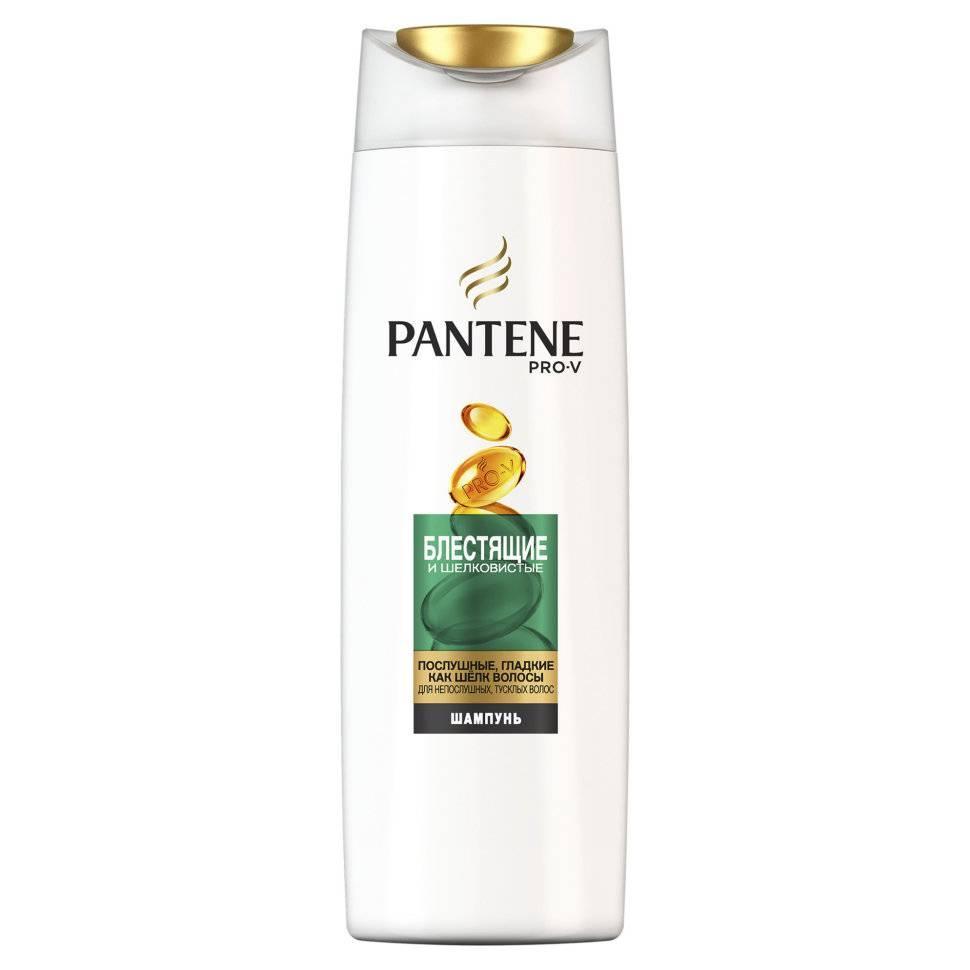 Шампунь Pantene Pro-V для непослушных волос Гладкий шелк