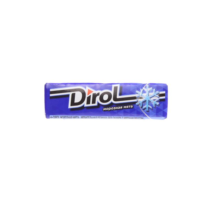 Жевательная резинка Dirol Fresh Морозная мята