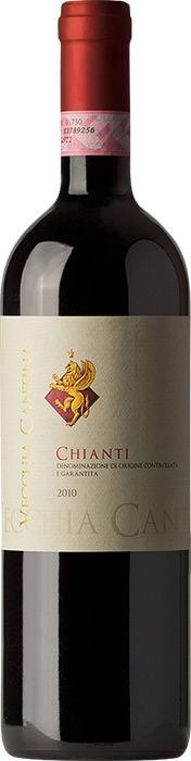 Вино Кьянти / Chianti,  Санджовезе,  Красное Сухое, Италия