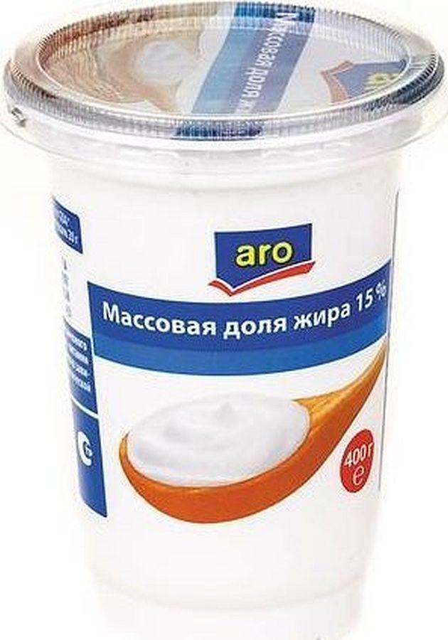 Продукт молокосодержащий Aro 15%