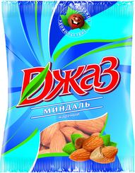 Орехи Миндаль Джаз жареный