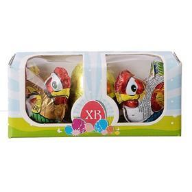 Набор Пасхальный яйцо и 2 курочки