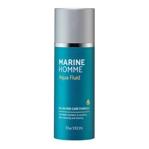 Флюид для лица The Yeon Marine Homme Aqua Fluid мужской
