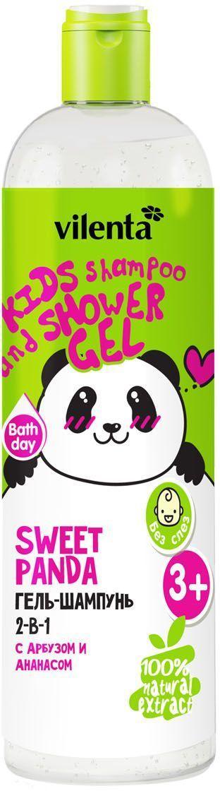 Гель Vilenta для душа Sweet Panda