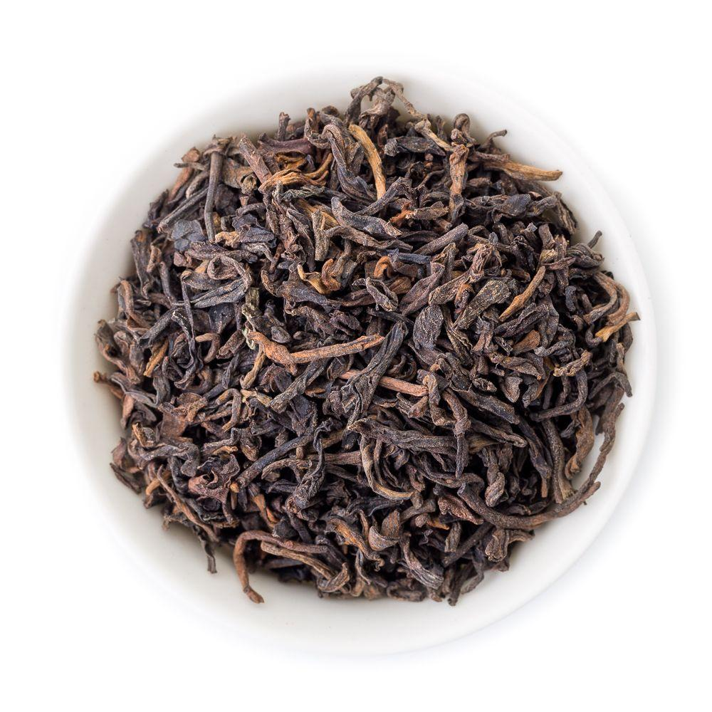 Чай листовой Пуэр Шу мелкий