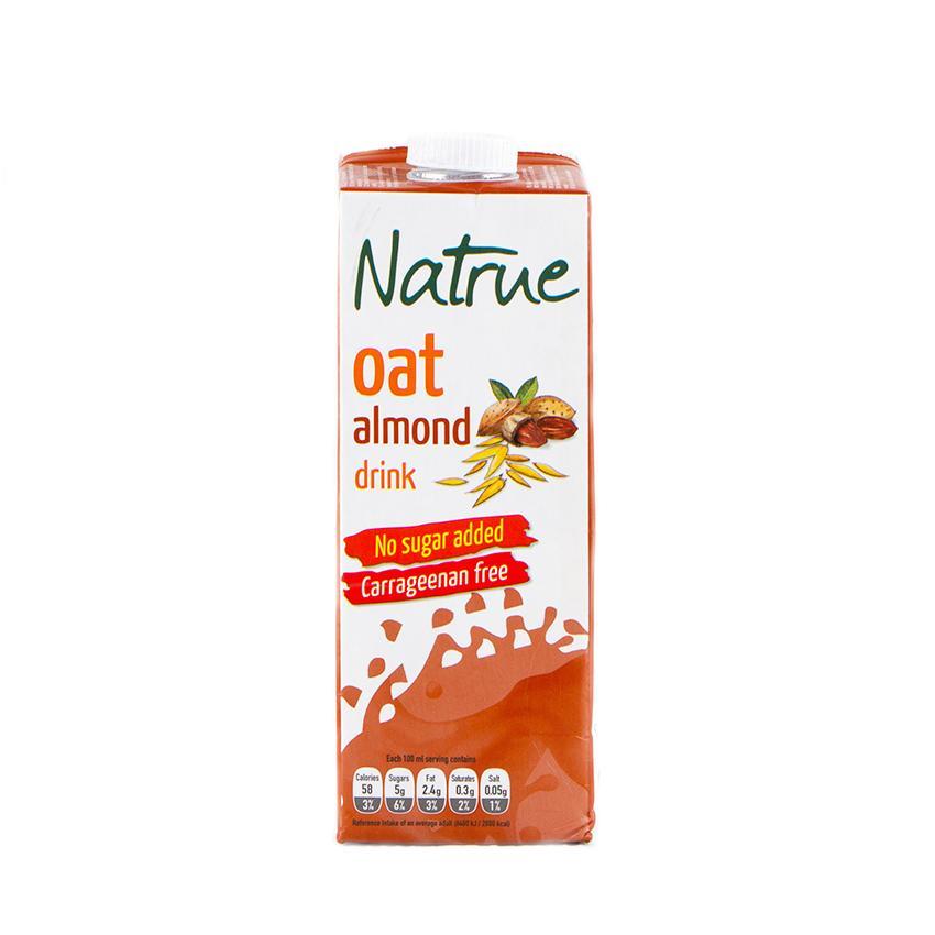 Овсяный напиток Natrue 0.8% натуральный без сахара