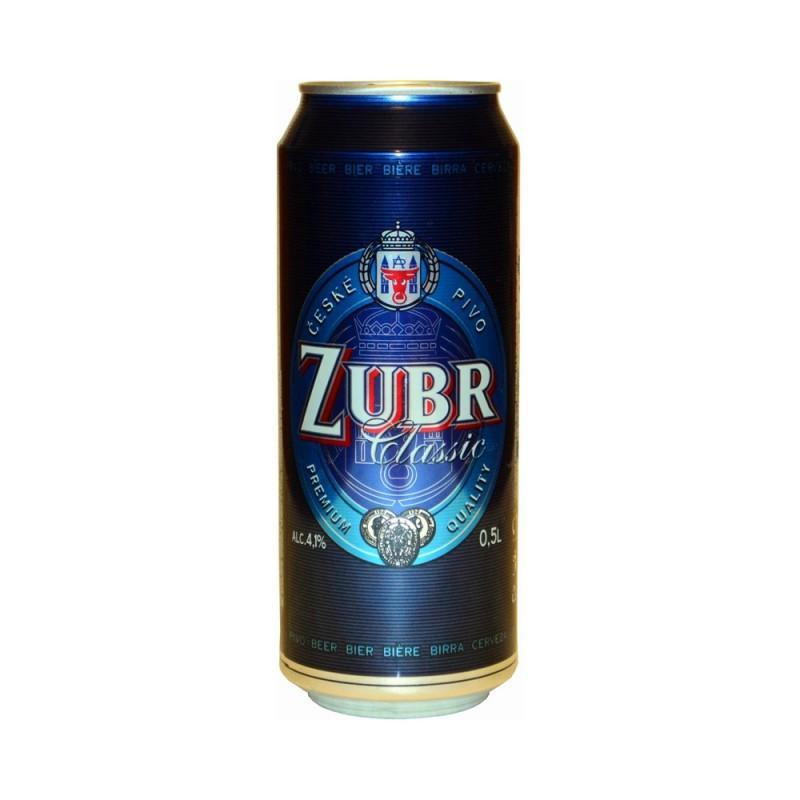 Пиво Zubr Classic