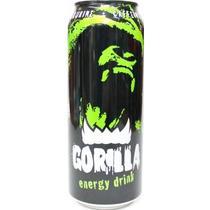 Энергетический напиток Gorilla Energy Drink Стандарт 0,5 л.
