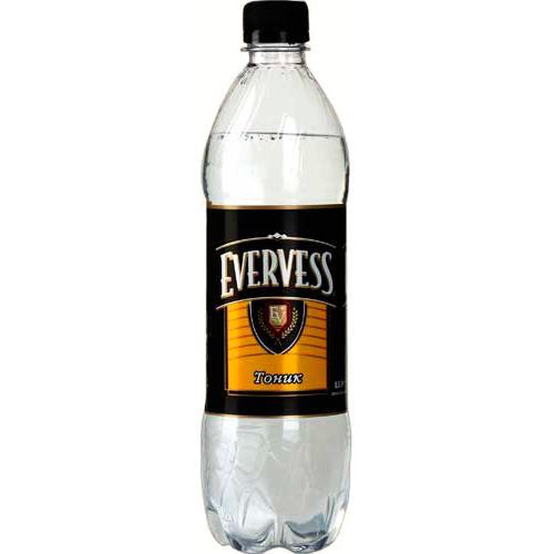 Газированный напиток Evervess безалкогольный