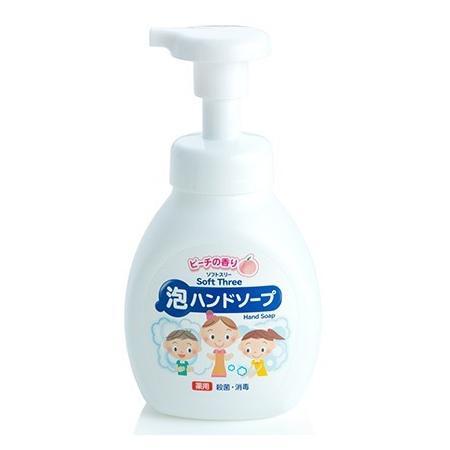 Мыло-пенка для рук Mitsuei с антибактериальным эффектом