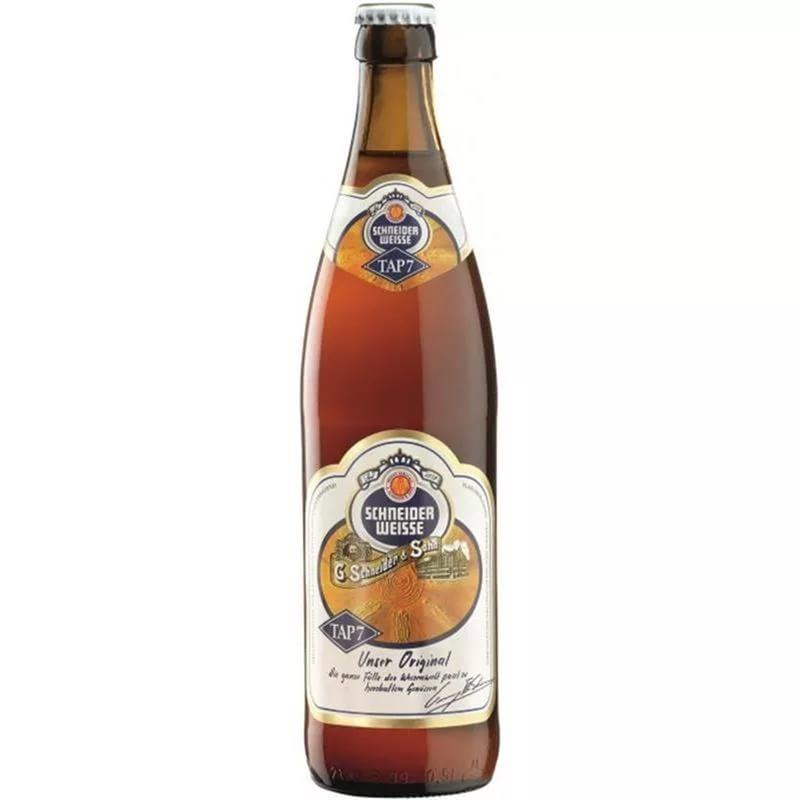 Пиво Schneider Weisse Original светлое 5,4% 0.5 л