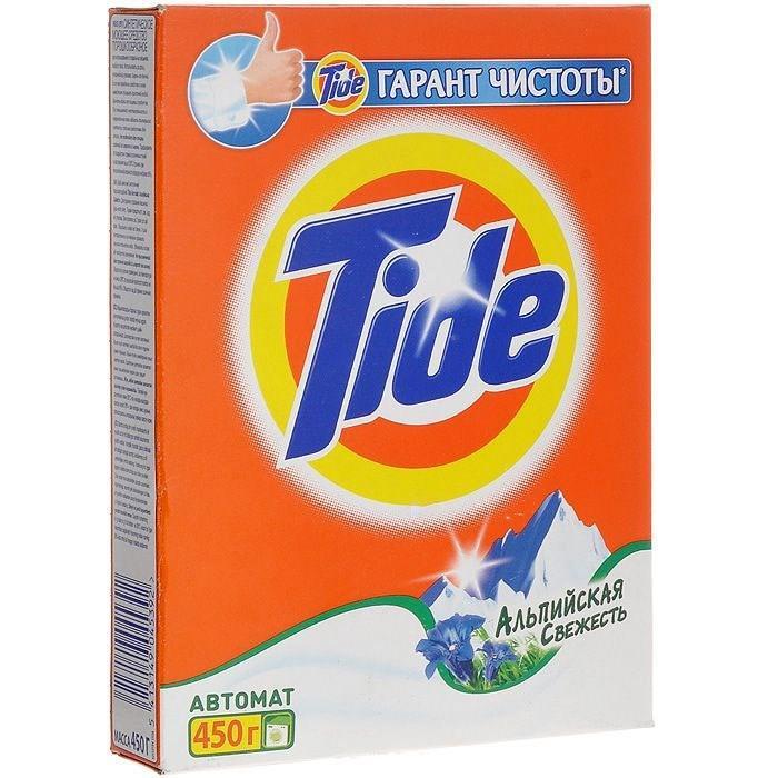 Стиральный порошок Tide Альпийская свежесть автомат для цветного белья