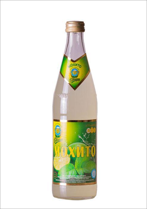 Газированный напиток Бавария мохито