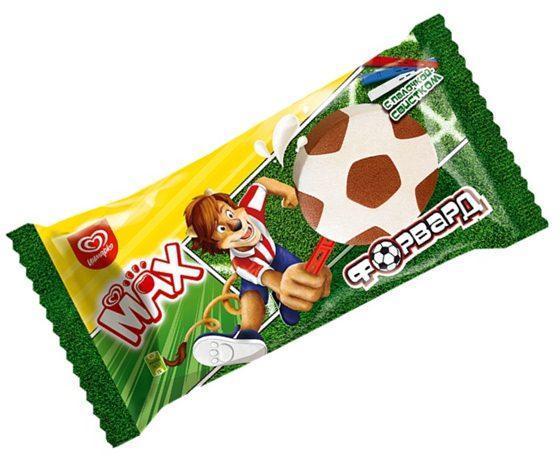 Мороженое Мax Эскимо Форвард 57 гр