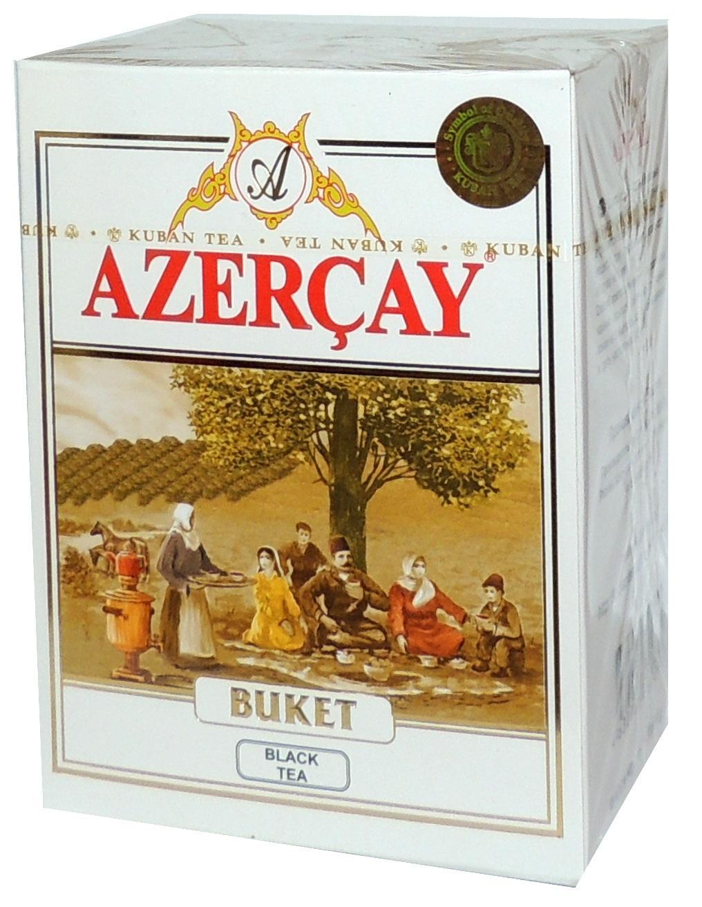 Чай Azercay Buket черный листовой