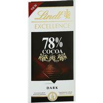 Шоколад Lindt Excellence какао 78%