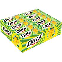 Жевательная резинка Dirol Манго