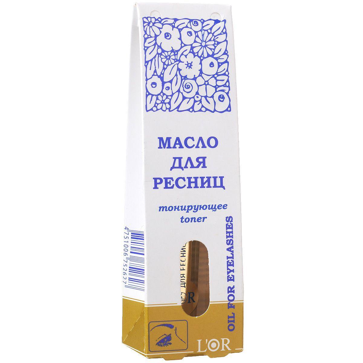 Масло L'Oreal для ресниц питательное