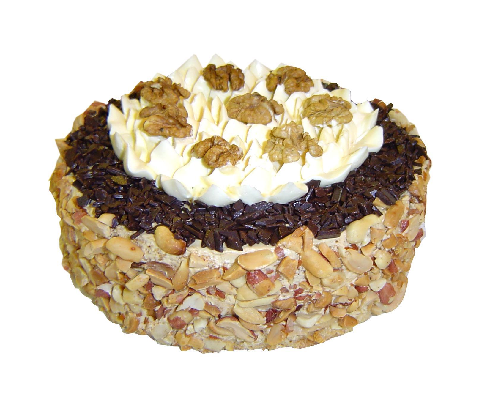 Торт Медовик Гусиные лапки