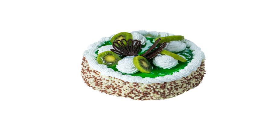 Торт Пашковский Хлебозавод йогуртовый с киви