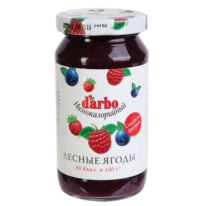 Конфитюр Darbo лесные ягоды
