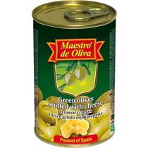 Оливки Maestro de Oliva с сыром