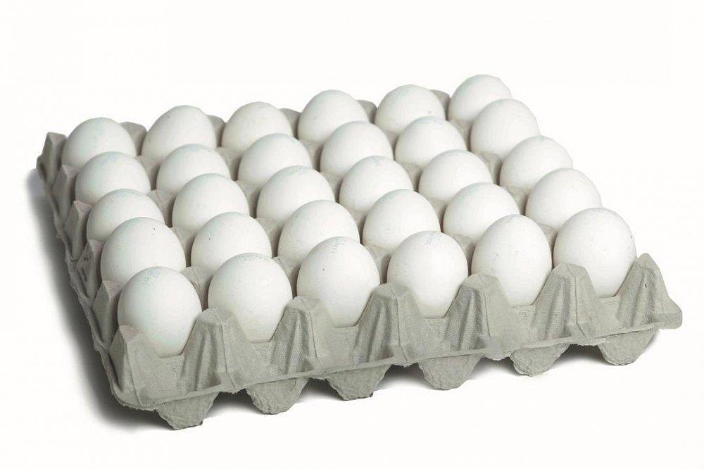 Яйцо куриное 3 категории 30 шт.