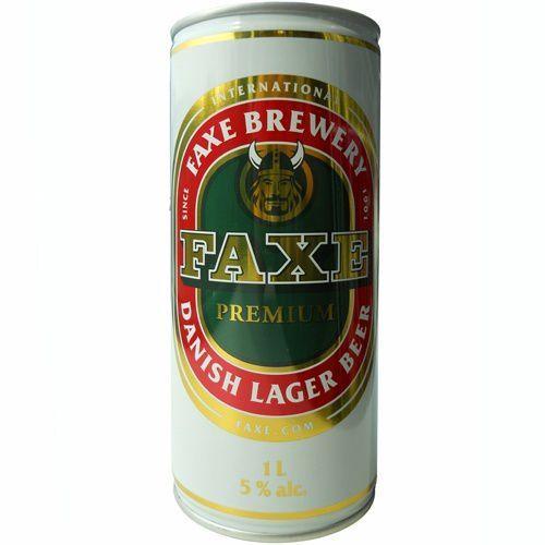 Пиво Faxe Premium 5% 0,5 л.
