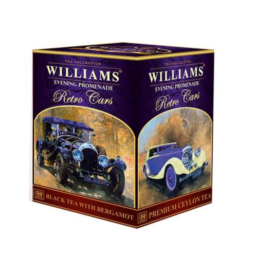 Чай черный Williams серия авто Evening Promenade