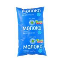 Молоко Просто молоко пастеризованное 3,2% 900 мл