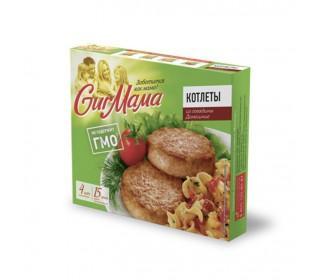 Котлеты GURMAMA из говядины Домашние 300гр