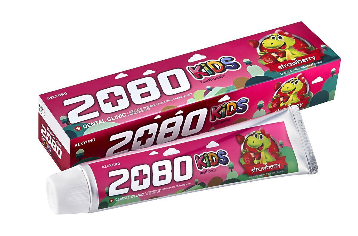 Зубная паста DC 2080 Детская клубника