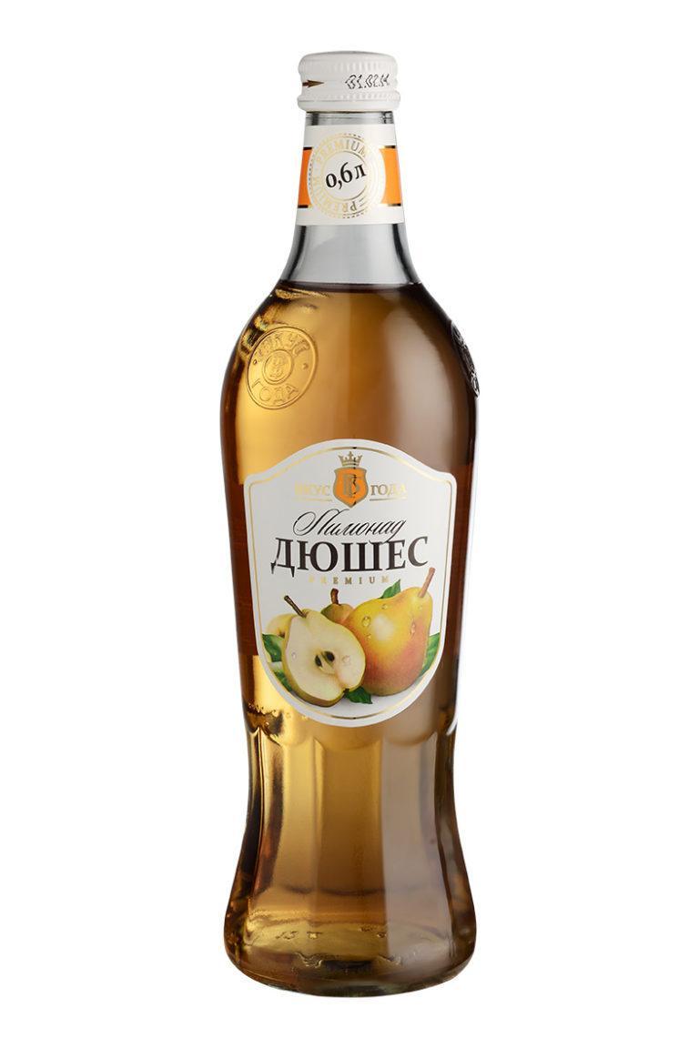 Лимонад Вкус года Дюшес