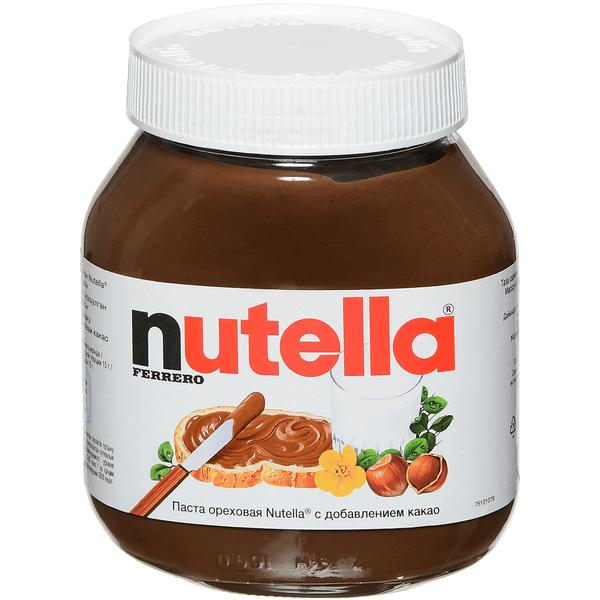 Паста Nutella ореховая с добавлением какао