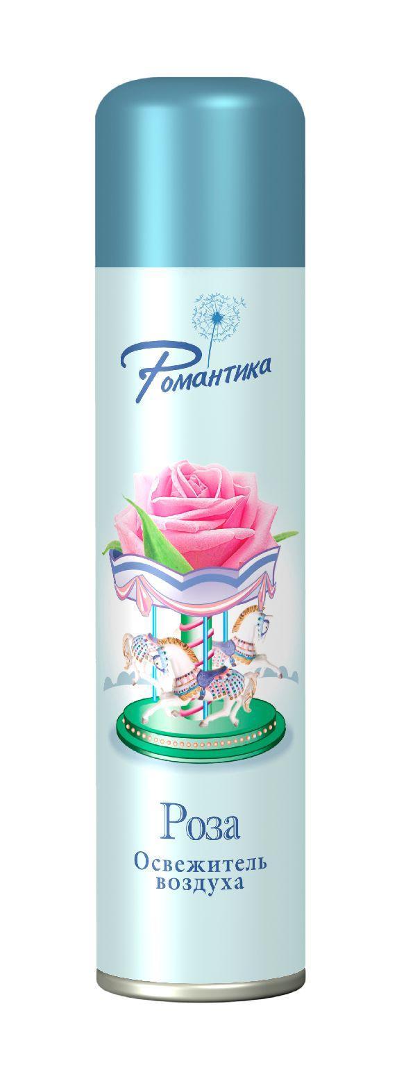 Освежитель воздуха Романтика Роза