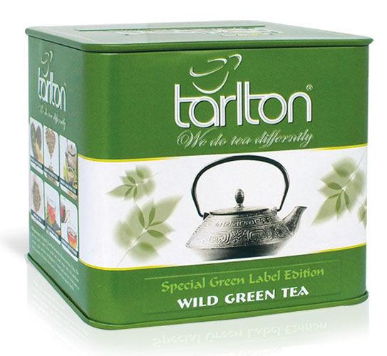 Чай Tarlton зеленый Дикий чай