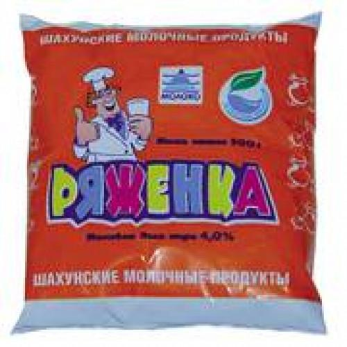 Ряженка Шахунья 4%