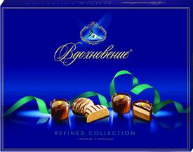Конфеты Вдохновение Refined Collection трюфельный крем