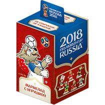 Мармелад Конфитрейд Sweet Box FIFA жевательный с игрушкой