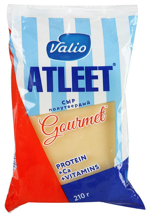 Сыр Valio & Viola Atleet Gourmet Гауда полутвердый