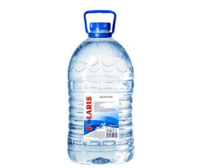 Вода питьевая Polaris очищенная