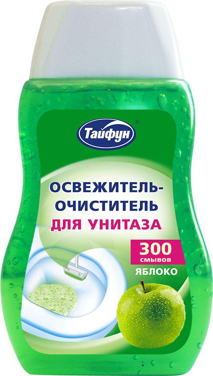 Освежитель-очиститель Тайфун для унитаза