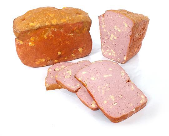 Хлеб мясной Белорусский смак Фермерский с сыром