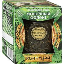 Чай Конфуций Молочный оолонг зеленый